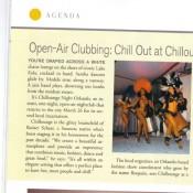 Orlando Home and Leisure Magazine Chillounge 2011